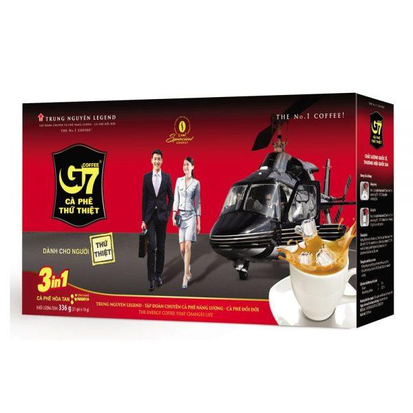 Cà Phê G7 3in1 - Hộp 21