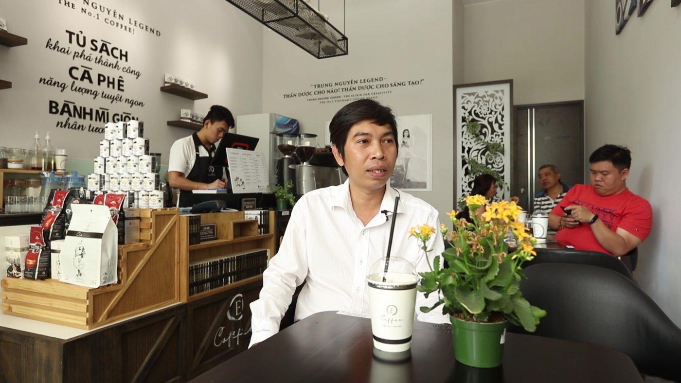 Trung Nguyên E-Coffee