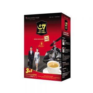 Cà Phê G7 3in1 – Hộp 18 Sticks