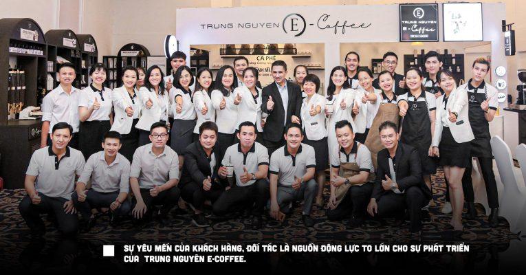Kỷ niệm 1 năm ecoffee