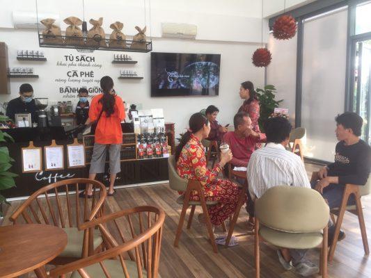 Trung Nguyên E-Coffee Đồng Nai