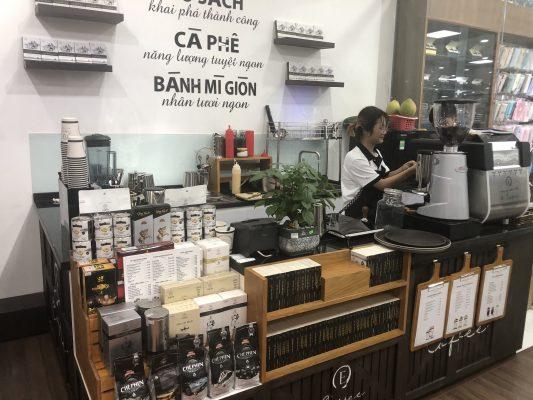Trung Nguyên E-Coffee Vincom Plaza Bắc Từ Liêm