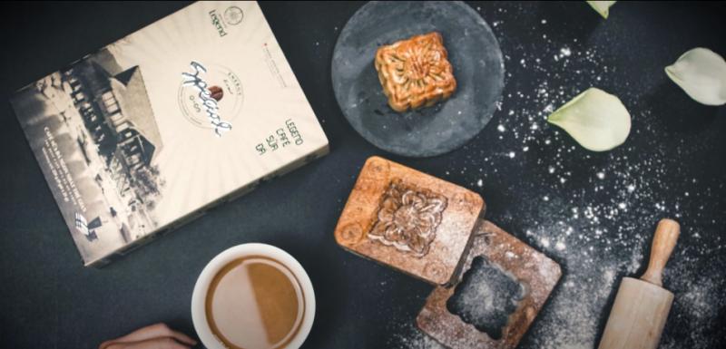 Bánh Trung Thu Cà Phê Sữa Đá