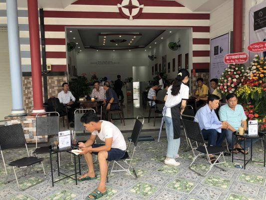 Trung Nguyên E-Coffee Giá Rai, Bạc Liêu