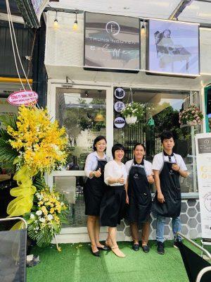 Trung Nguyên E-Coffee Trương Văn Bang, Quận 2