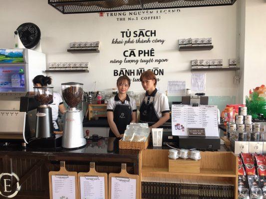 Trung Nguyên E-Coffee Cao Tốc HCM