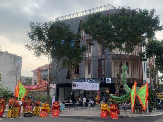 Trung Nguyên E-Coffee KDC Cao Cấp Khang Điền, Quận 9
