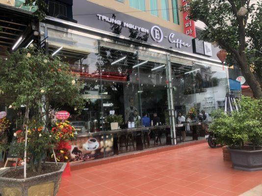 Trung Nguyên E-Coffee - Phan Bội Châu, Bãi Cháy, TP Hạ Long, Quảng Ninh (Hotel Bảo Hân)