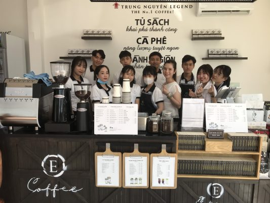 Trung Nguyên E-Coffee Đức Hòa, Long An