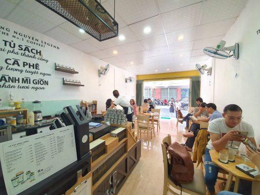 Trung Nguyên E-Coffee Phương Sài, Nha Trang