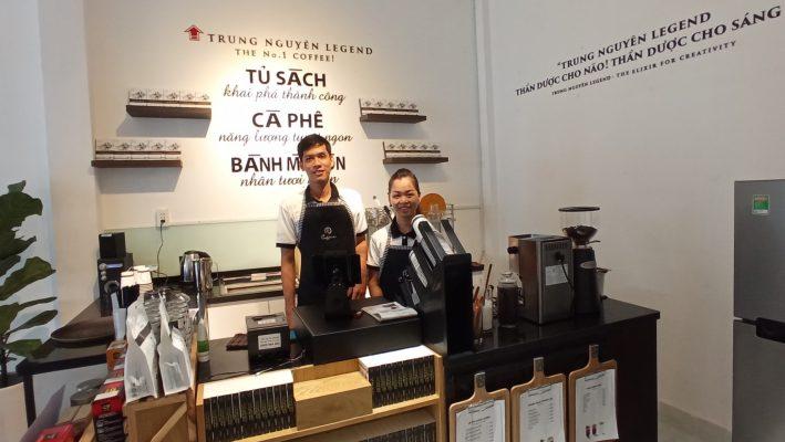 Trung Nguyên E-Coffee Cai Lậy, Tiền Giang