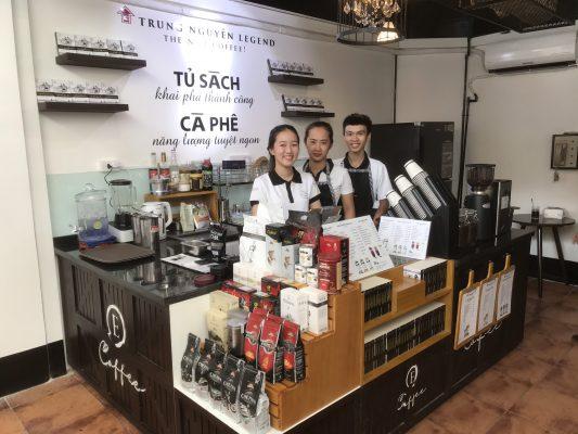 Trung Nguyên E-Coffee Nguyễn Trường Tộ Q4