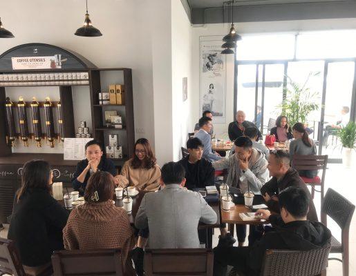 Trung Nguyên E-Coffee KĐT Dương Nội