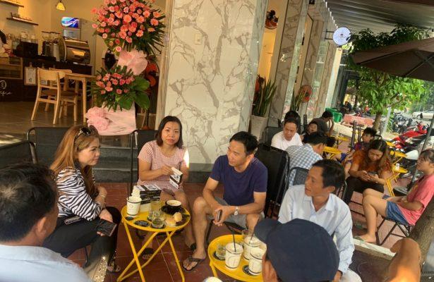 Trung Nguyên E-Coffee KDC Vĩnh Lộc, Bình Tân