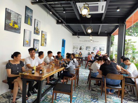 Trung Nguyên E-Coffee Trường Chinh, Tân Bình