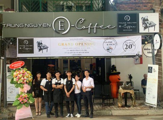 Trung Nguyên E-Coffee Phan Văn Trị, Gò Vấp