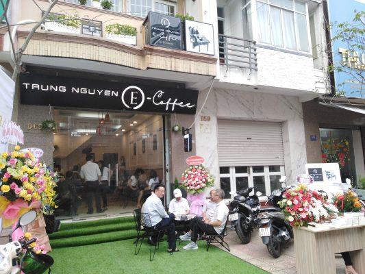 Trung Nguyên E-Coffee Bửu Long, Đồng Nai