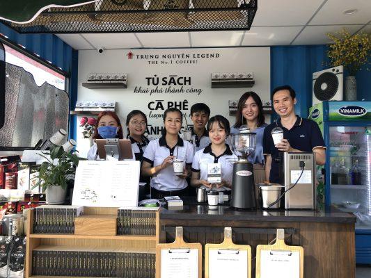 Trung Nguyên E-Coffee Mỹ Lợi, Vĩnh Long