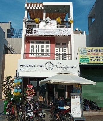 Trung Nguyên E-Coffee Đường số 5, Tân Phú