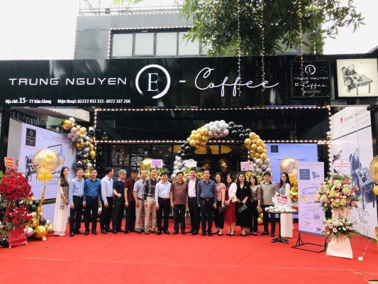 Trung Nguyên E-Coffee Văn Giang, Hưng Yên