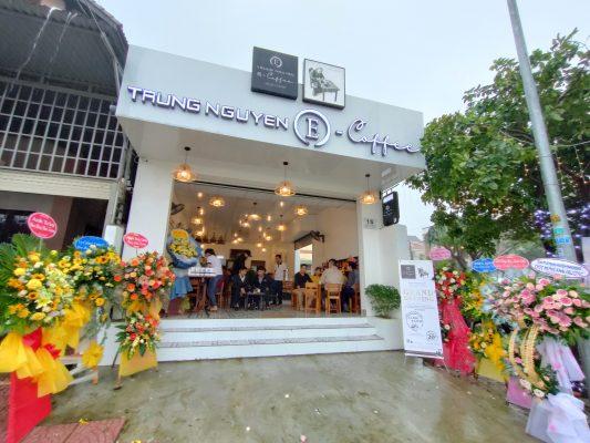 Trung Nguyên E-Coffee Trường Chinh, Quảng Trị
