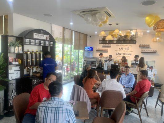Trung Nguyên E-Coffee Đường B1, Quận 9