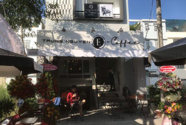 Trung Nguyên E-Coffee Bình Chánh