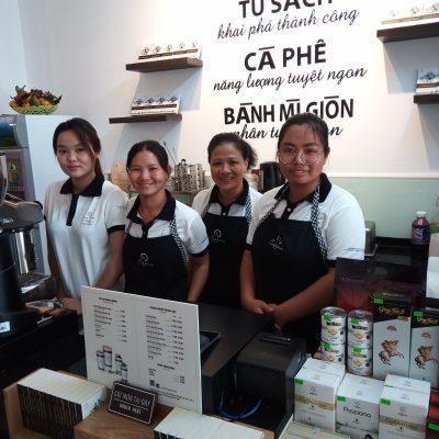 Trung Nguyên E-Coffee Trà Vinh