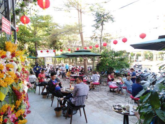 Trung Nguyên E-Coffee Phạm Thế Hiển, Quận 8