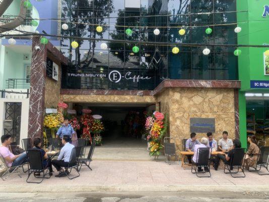 Trung Nguyên E-Coffee Nguyễn Văn Cừ, Vũng Tàu