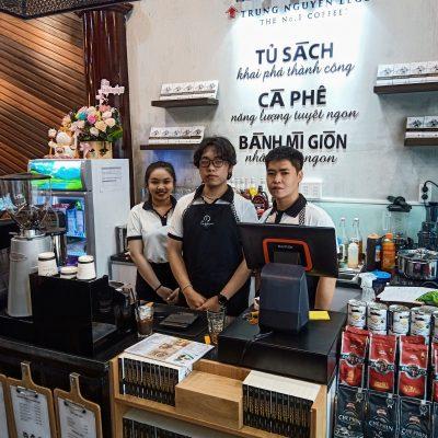 Trung Nguyên E-Coffee Nguyễn Huệ, Sóc Trăng