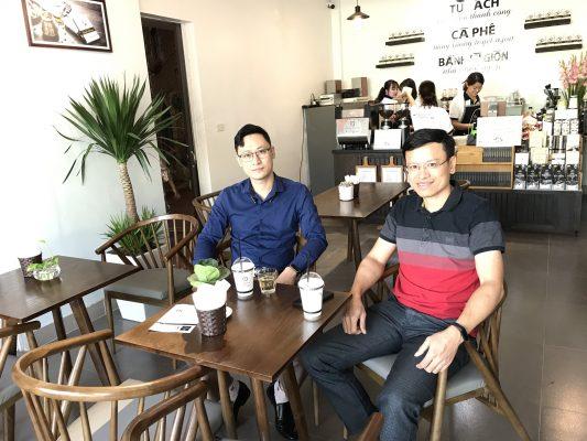 Trung Nguyên E-Coffee Đức Diễn, Bắc Từ Liêm