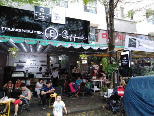 Trung Nguyên E-Coffee Chung Cư EHome 3, Bình Tân