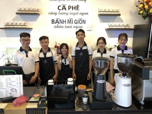 Trung Nguyên E-Coffee Phú Lợi, Sóc Trăng