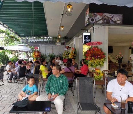 Trung Nguyên E-Coffee Tây Thạnh, Tân Phú