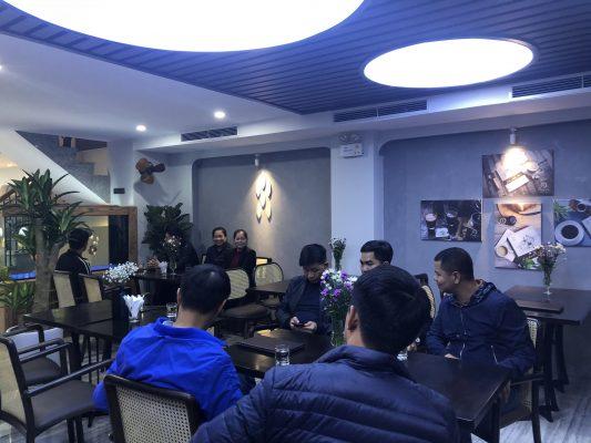 Trung Nguyên E-Coffee Hoài Đức, Hà Nội