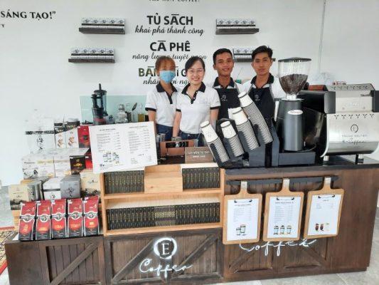 Trung Nguyên E-Coffee Lợi Bình Nhơn, Long An