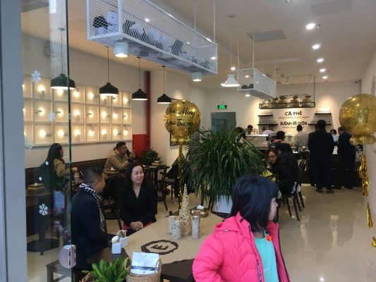 Trung Nguyên E-Coffee Thanh Xuân, Hà Nội