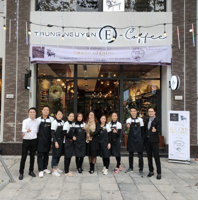 Trung Nguyên E-Coffee KĐT Monbay, Hạ Long
