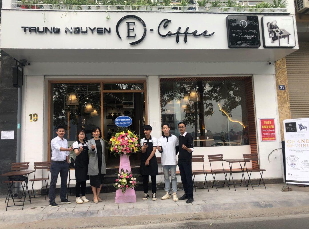 Trung Nguyên E-Coffee Nhật Chiều, Tây Hồ