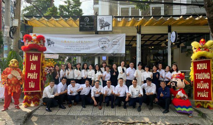 Trung Nguyên E-Coffee KDC Trung Sơn, Bình Chánh