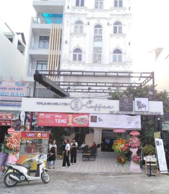 Trung Nguyên E-Coffee An Dương Vương, Quận 6