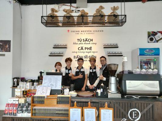 Trung Nguyên E-Coffee Nguyễn Lương Bằng, Hưng Yên