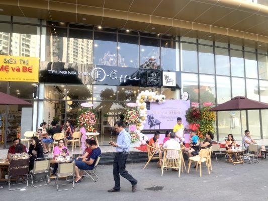 Trung Nguyên E-Coffee CC Vũng Tàu Gateway