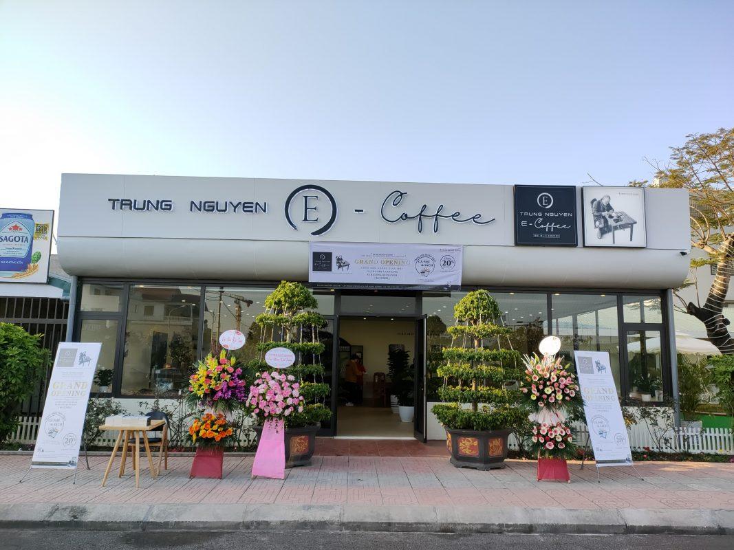 Trung Nguyên E-Coffee Cao Xanh, Hạ Long