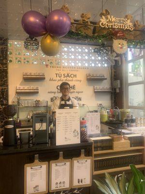 Trung Nguyên E-Coffee Đông Lân, Hóc Môn