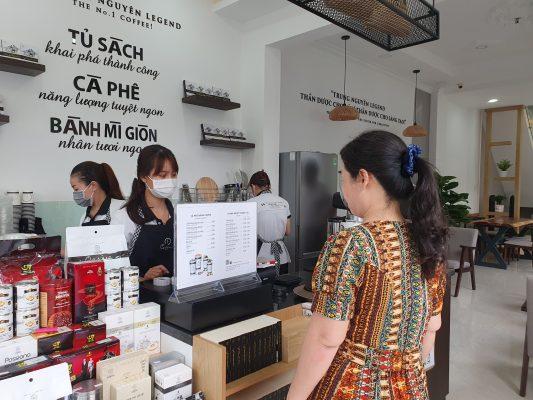 Trung Nguyên E-Coffee Mỹ Huề, Hóc Môn