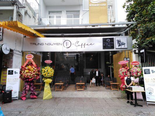 Trung Nguyên E-Coffee Nguyễn Văn Của, Quận 8
