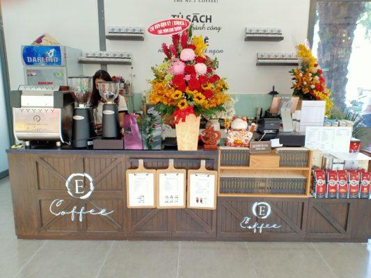 Trung Nguyên E-Coffee Ngô Văn Trị, Bình Dương