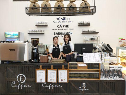 Trung Nguyên E-Coffee Hoàng Quốc Việt, Quảng Ninh